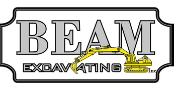Beam Excavating New Logo with INC